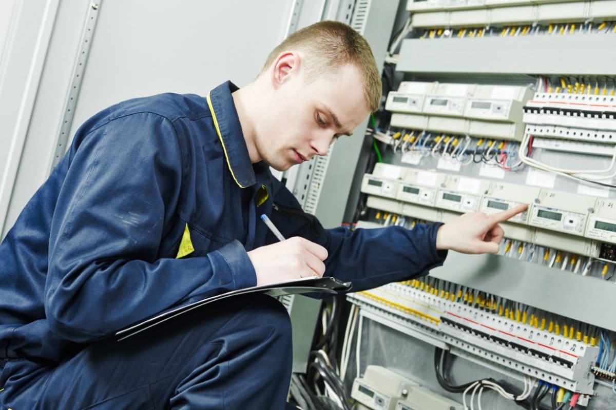 controleur voor elektricitieitskeuring voor verkoop