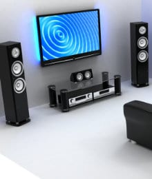 domotica televisie