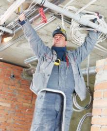 elektriciteit vernieuwen woning